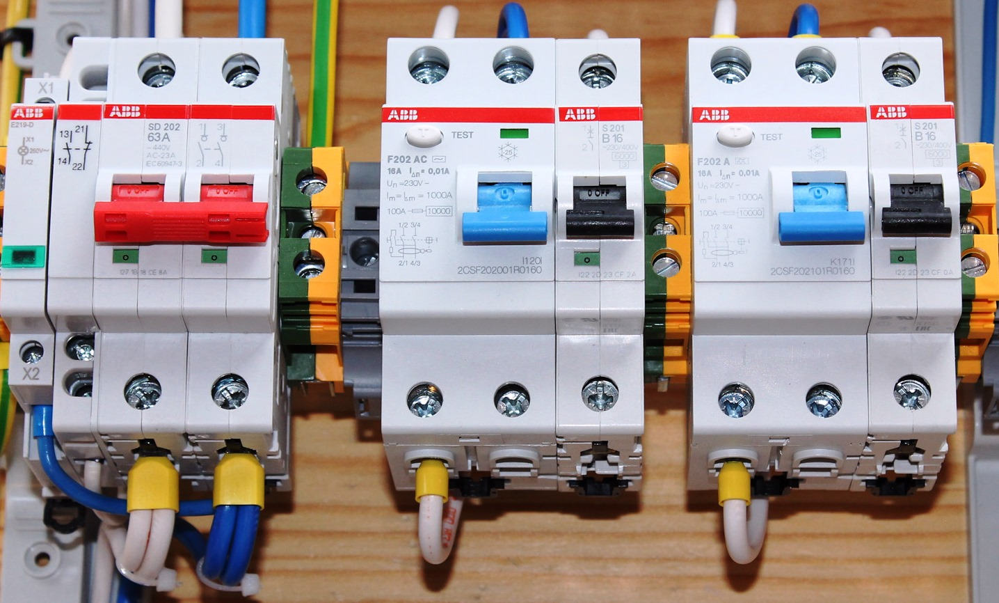 Особенности применения автоматических выключателей