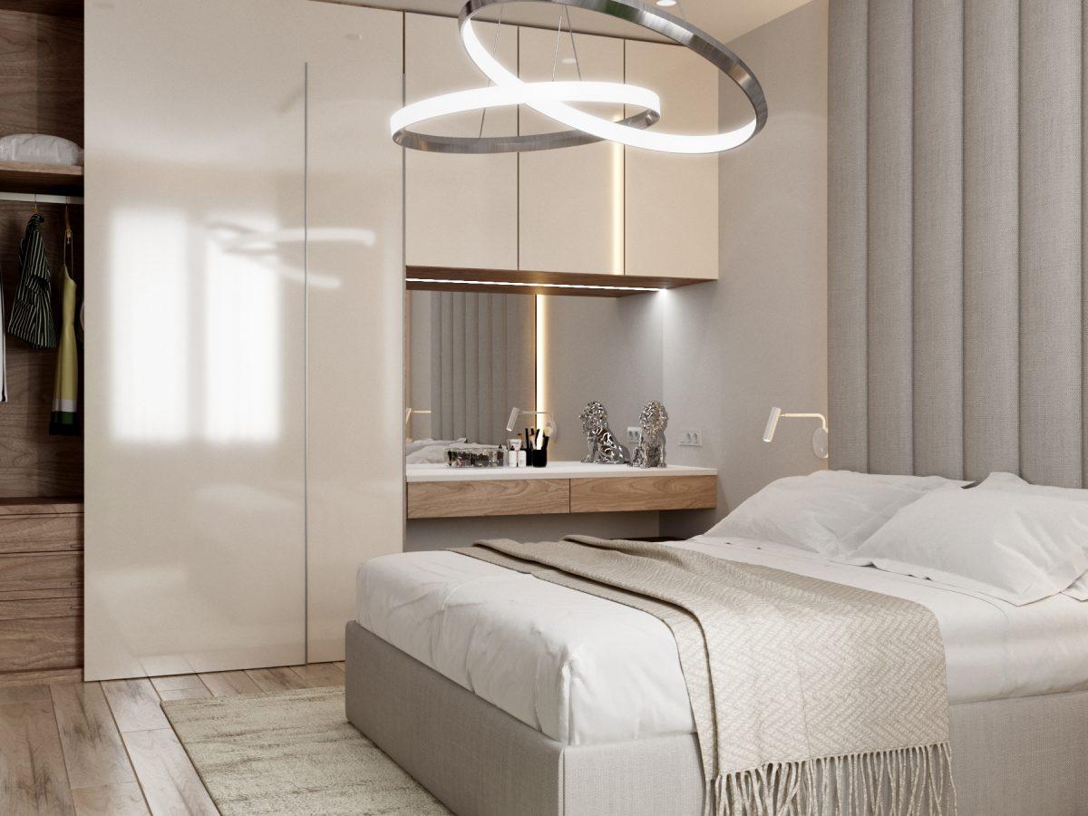 Как оформить освещение спальни в современном стиле?