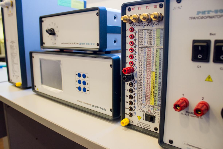 Контроль измерительных трансформаторов