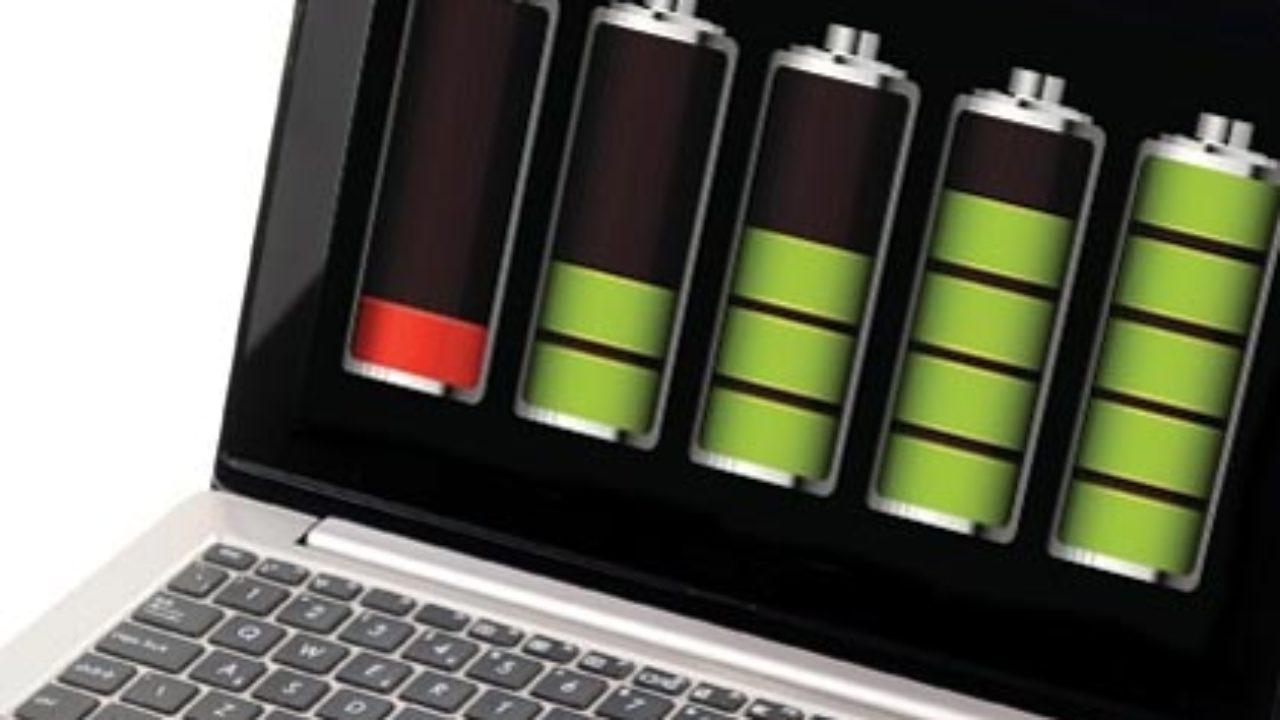 Как продлить работу батареи ноутбука?