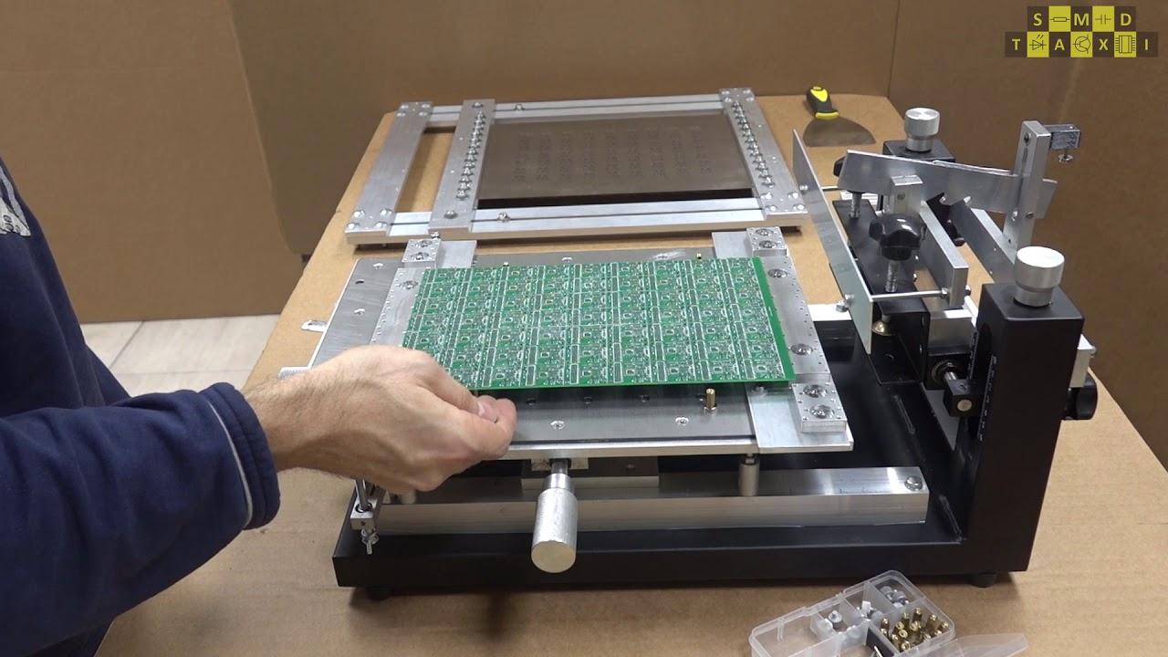 Особенности и применение трафаретных принтеров