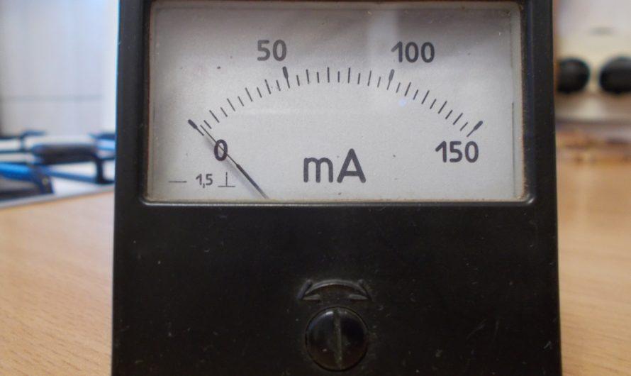 Миллиамперметры: разновидности, выбор и использование